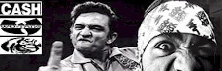 Johnny Cash Wu-Tang Mashup