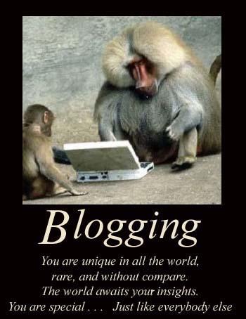 Blogging Meme Fail Motivational Poster
