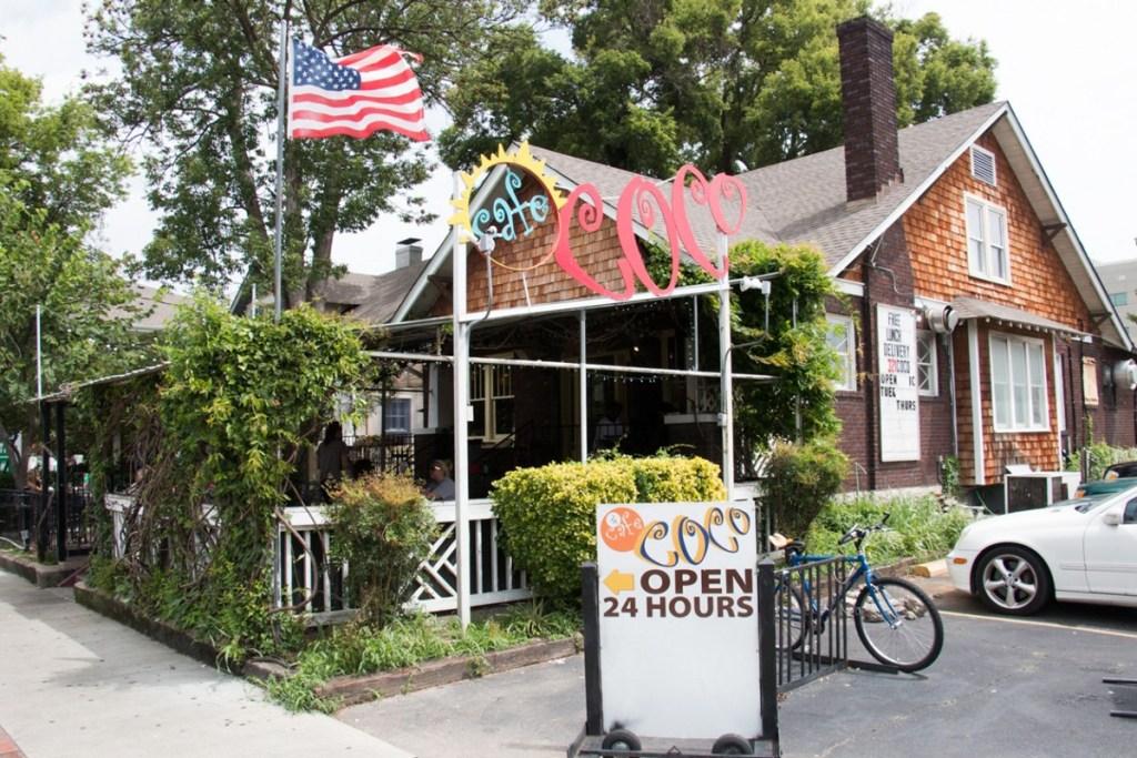 Cafe Coco Nashville