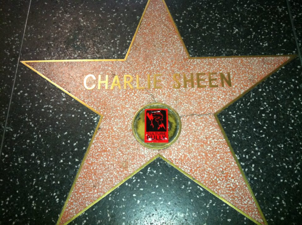 Culture Bully Charlie Sheen