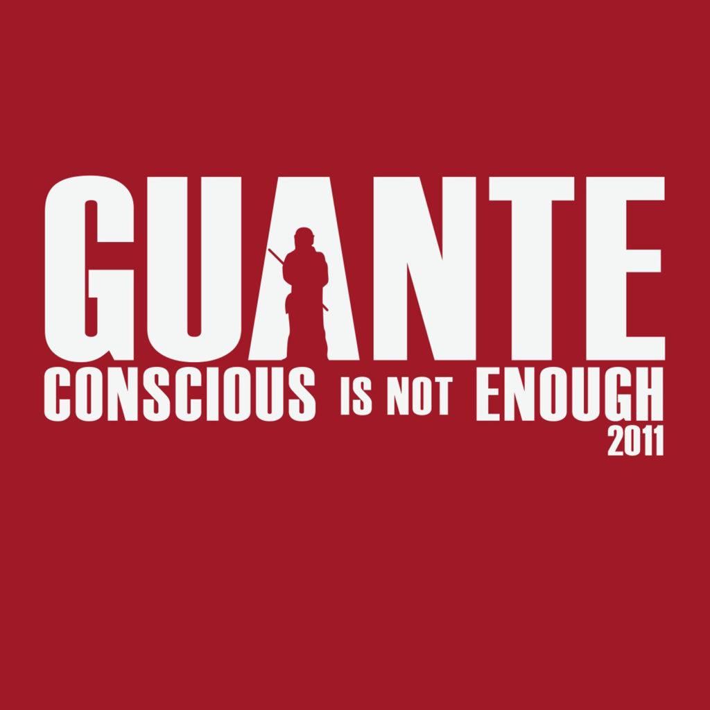 Guante Conscious Not Enough