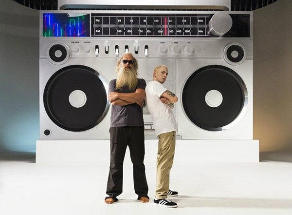 Eminem Boombox Mathers