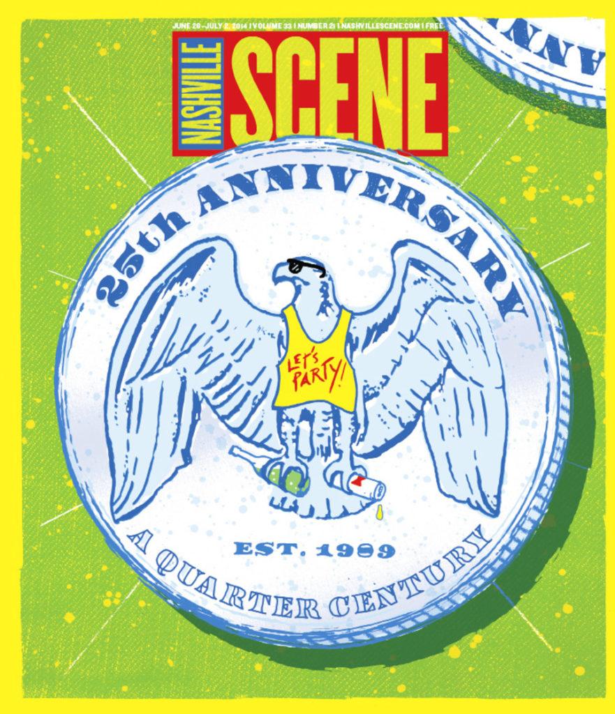 Nashville Scene 25th Anniversary
