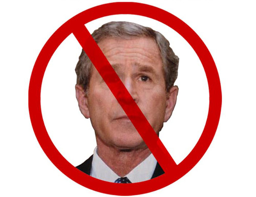 Anti George Bush
