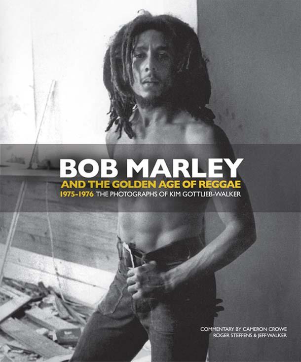Bob Marley Golden Age Reggae Book