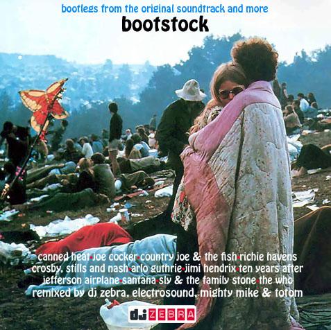 DJ Zebra Bootstock