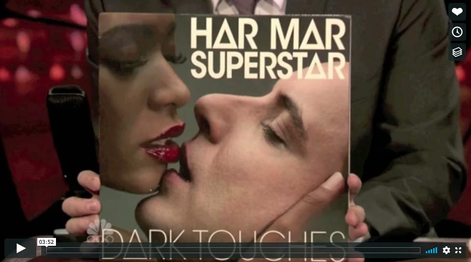 Har Mar Superstar Late Night Tall Boy