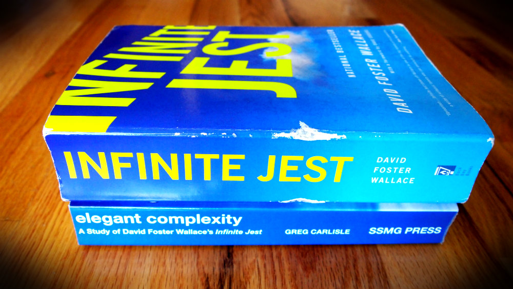 Infinite Jest Elegant Complexity