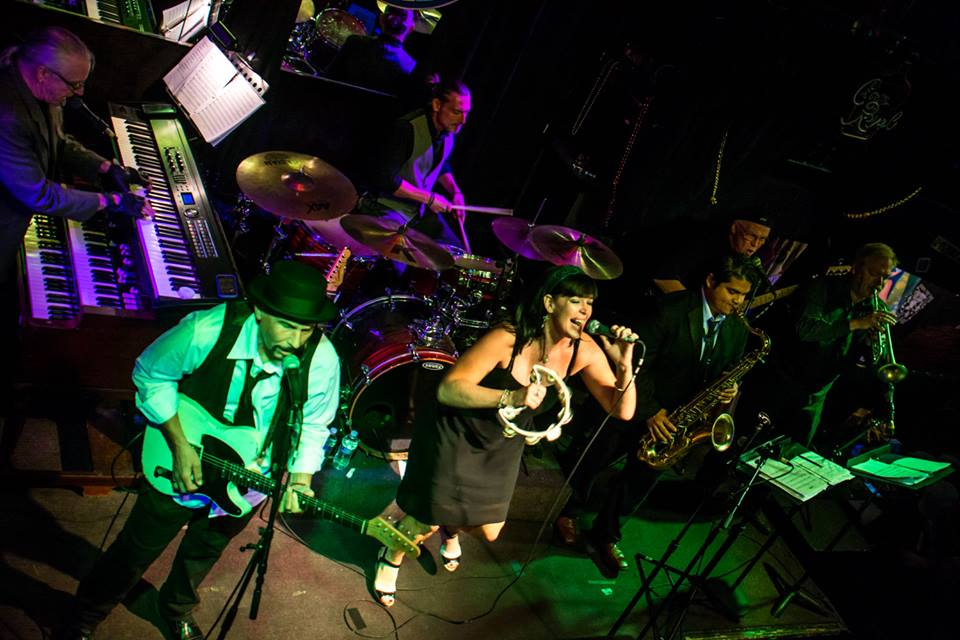 Markey Blue Bourbon Street Blues Boogie Bar Nashville Live