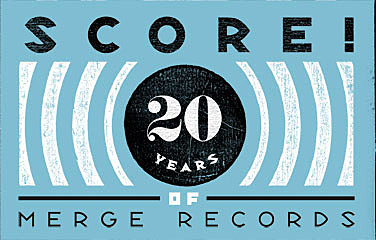 Merge Records Score 20 Years Box