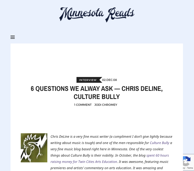Minnesota Reads