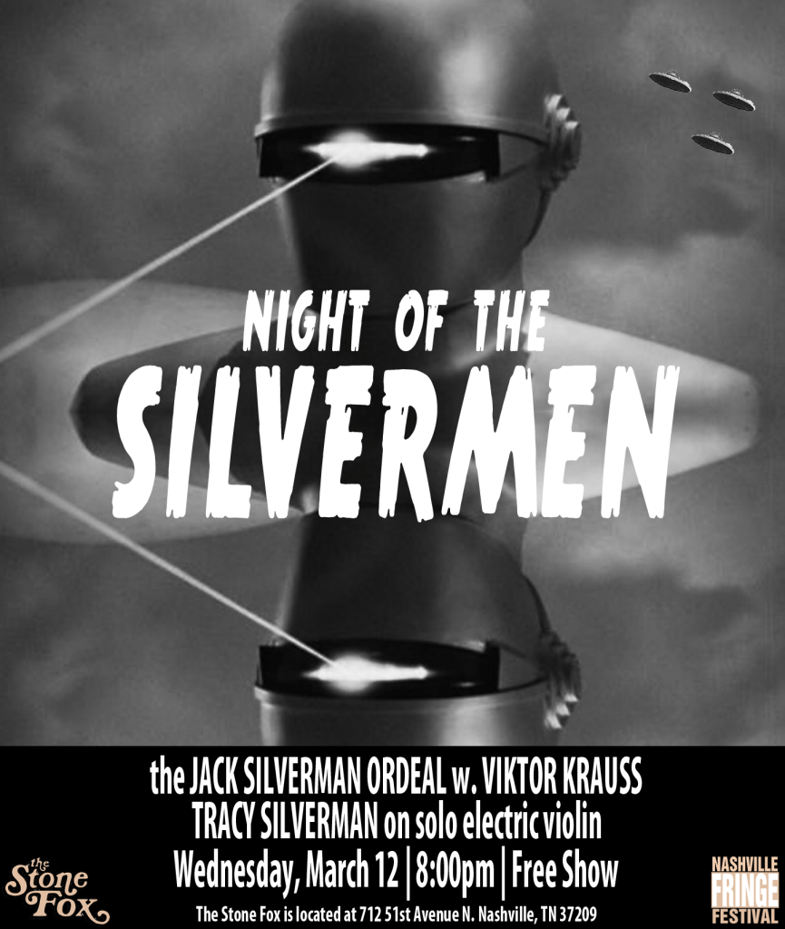 Night of the Silvermen