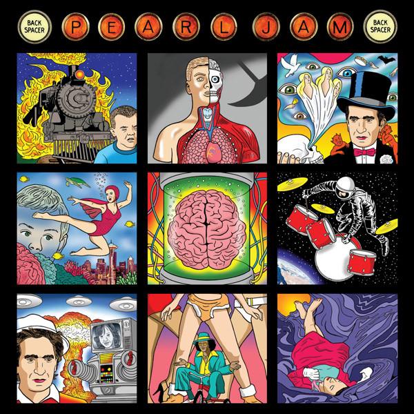 Pearl Jam Backspacer Review