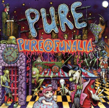 Pure Pureafunalia Album Review