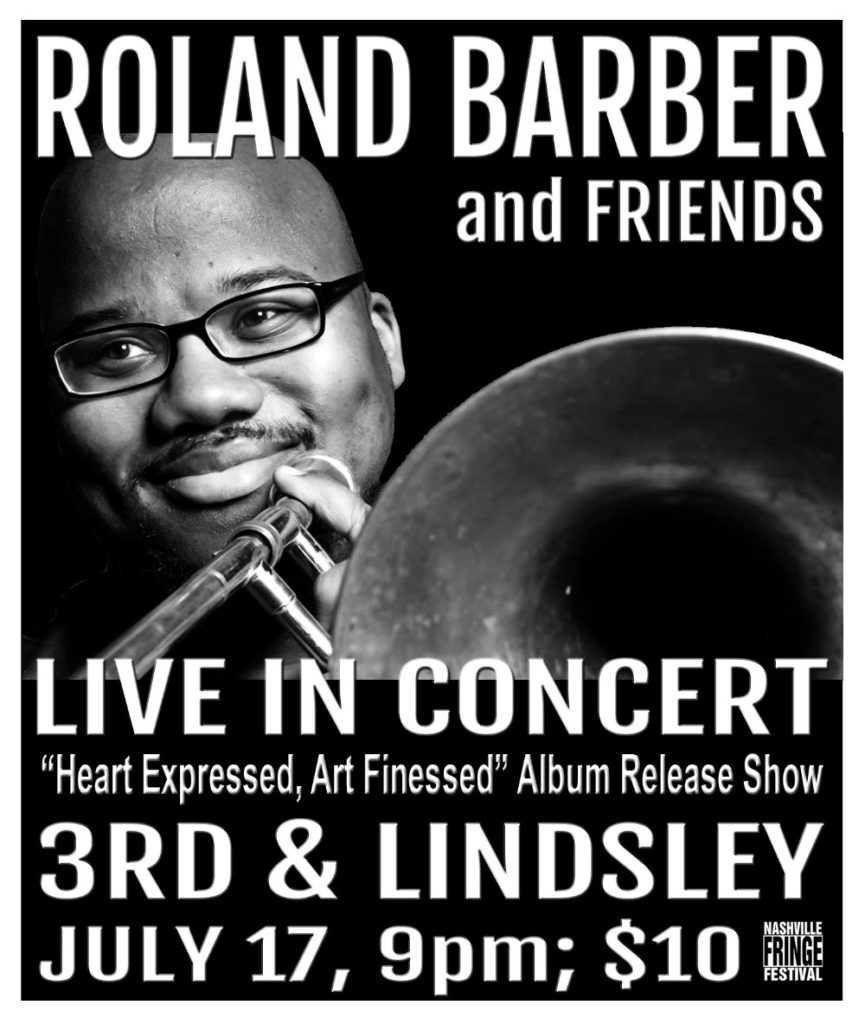 Roland Barber 3rd Lindsley Nashville Live