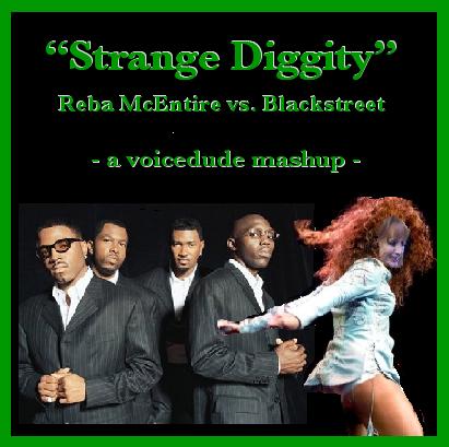 Reba McEntire Blackstreet Mashup