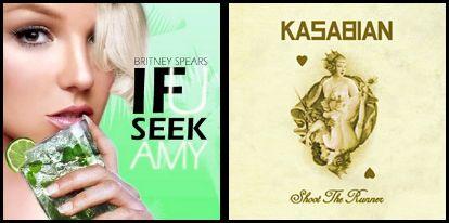 Britney Spears Kasabian Mashup