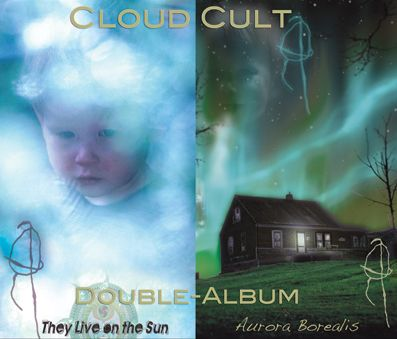 Cloud Cult They Live on the Sun Aurora Borealis