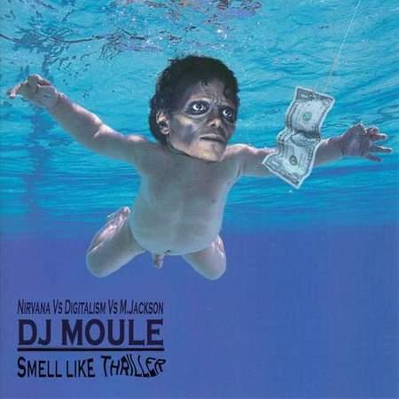 DJ Moule Smells Like Thriller Michael Jackson Nirvana Mashup
