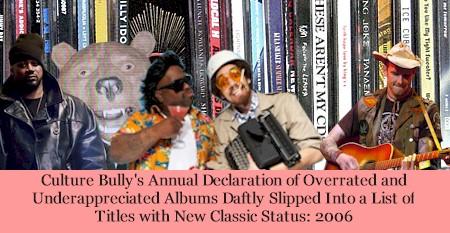 Best Albums 2006
