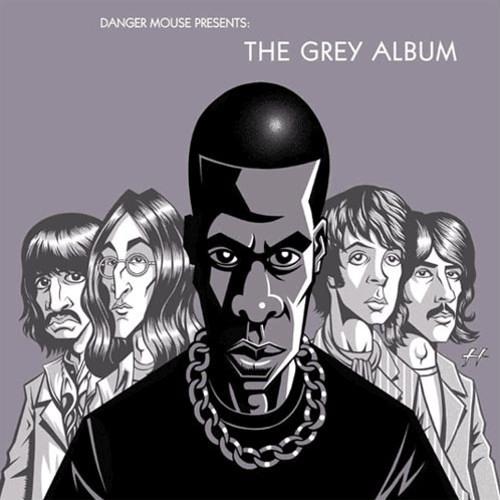 Danger Mouse Grey Album
