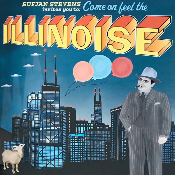 Sufjan Stevens Illinoise