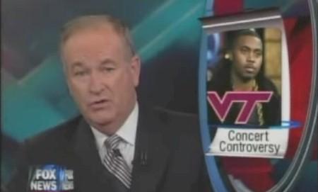 Bill OReilly Nas Virginia Tech