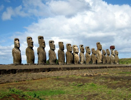 Moal Easter Island